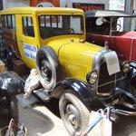 1925 Citroen Woody