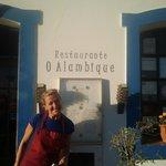 Owner, chef and restaurant manager Marlen Schmidt