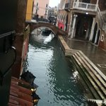 Vista sui canali