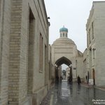 Bukhara historic center