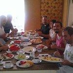 my breakfast party