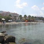 Central beach