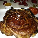 600gr. Bone-In Rib-Eye Steak...