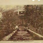 Blick zum Hotel ca 1900