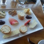 cheese plate to die for