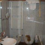 Baño de habitacion doble