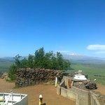 View of Mount Hermon