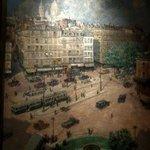 La Place Pigalle par Lucien Lièvre, 1932