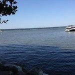 harbor & Gaylord pier