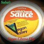 The Salsas Vegan Cheese