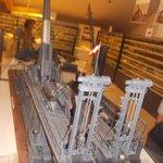 ricostruzione cannone ferroviario