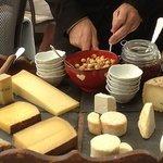 les fromages du pays à l'honneur