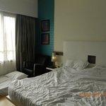 Hotel Fidalgo Room