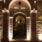 Doors of Arif Cave