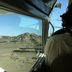 getting ready to fly over the nazca lines