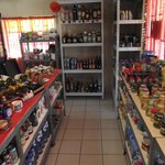 SNACK, SOFT DRINKS AND BEER AVAILABLE AT CONVENIENT STORE