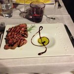 Bistecca al aceto balsamico