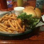 The Beanie Burger