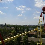 View from the giant wheel