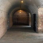 Inside the bastion - main hallway