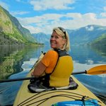 Flam Kayak Tour, Norway