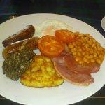 Mi desayuno!