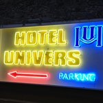 Hotel Univers, un lugar agradable.