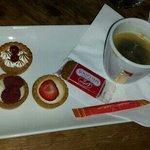 Dessert : Café gourmand
