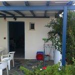 Nostro appartamento a piano terra con accesso diretto al giardino