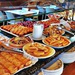 Desayuno (bufett libre)