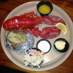 Great value Lobster Lunch!