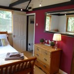 Bedroom at our  B & B in Hindhead near Grayshott