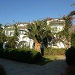 Sezione hotel Dionysos-Ios