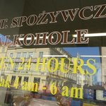 24hr Liquor Store