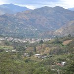 View of Vilcabamba from Hosteria