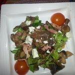 Salade du Breger   Hummmmm Un délice