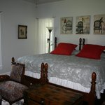 Gray Room King Bed