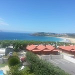vistas playa desde la habitación