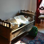 300 year old antique bed