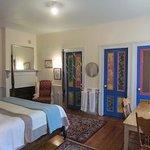 The Doors in Edward Suite
