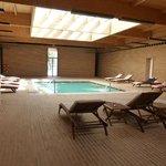 Spa, piscine intérieure