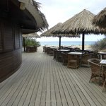 Bar-restaurant de plage