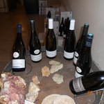 Our Wine and Cheese Tasting