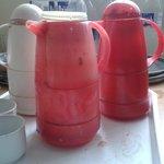 Broken Tea flask