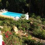 la piscine de l'hotel costa rossa