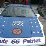 Historic Route 66 in Seligman
