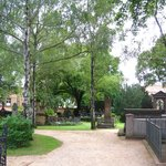 Dorotheenstadt Cemetery (Protestant; late 18th-c.): tombstones