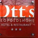 Ott's Hotel Leopoldshöhe Foto