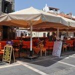Baris cafe Foto