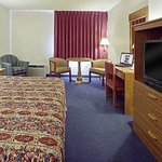 Express Inn New Stanton Room